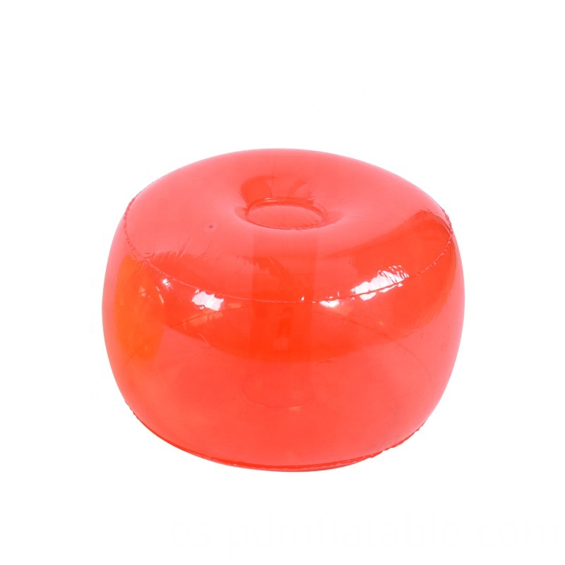 pouf stool inflatable