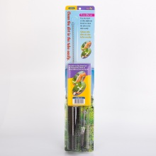 Percell Aquarium Tube Brush - Set de 3