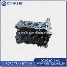 Genuine Transit V348 Cilindro de bloque corto Assy DC1Q 6011 AA