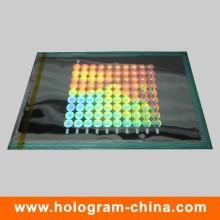 3D Laser Security Anti-Fake Holographic Master