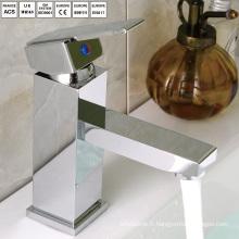 mélangeur de bassin en laiton chaud de haute qualité