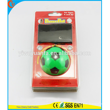Popular Style Funny Toy Green Soccer Wrist Hi Rubber Bounce Ball