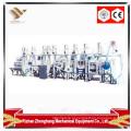 MCHJ conjunto completo de equipamentos de arroz moinho / máquina de moagem de arroz