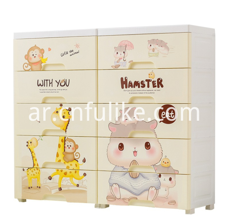 Plastic Cabinet For Storage