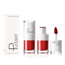 Pudaier Matte Lipstick  Hot Selling Matte Lipgloss Private Label Custom Velvet Lipgloss