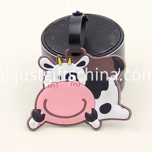 Promotional Cartoon Shaped Luggage Tags 1