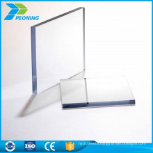 10 years warranty UV protected cheap 6mm thick anti static polycarbonate soild sheet