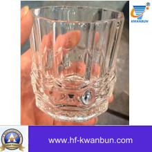 Copa de vidrio de alta calidad Copa de cerveza Copa de whisky Cristal Kb-Hn09669