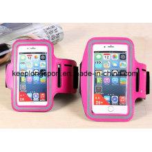 Neoprene +PVC Mobile Phone Case for iPhone6, Neoprene iPhone6 Armband Case