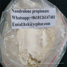 China Polvo esteroide del propionato del Nandrolone para el crecimiento muscular CAS 7207-92-3