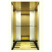 Titanium Gold Mirror Home Elevator