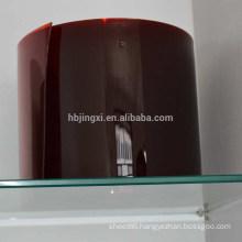 High quality UV-resistant PVC curtain