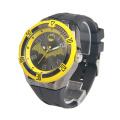 Reloj de diseño de moda para hombre / reloj de hombre deportivo / reloj de cuarzo de goma