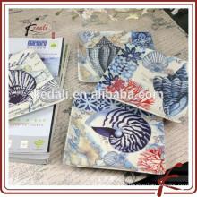 Placa de vajilla decorativa de la porcelana superventas para el hogar