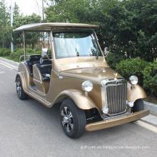Potencia de gas del mini coche chino de 4 asientos con el CE para hacer turismo