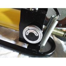 Máquina cortadora de cabos pneumáticos