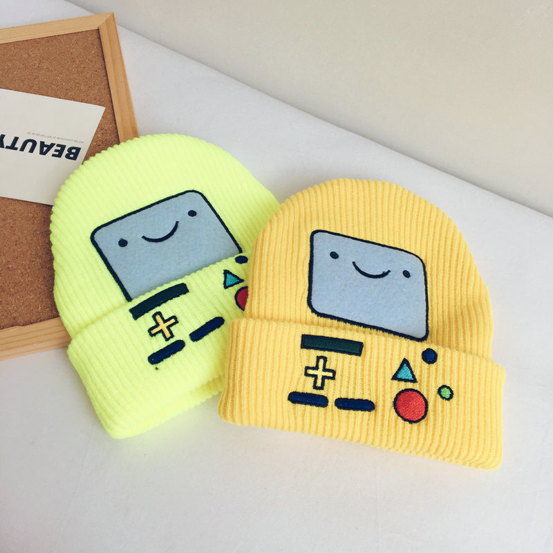 Cartoon Smile Embroidery Patch