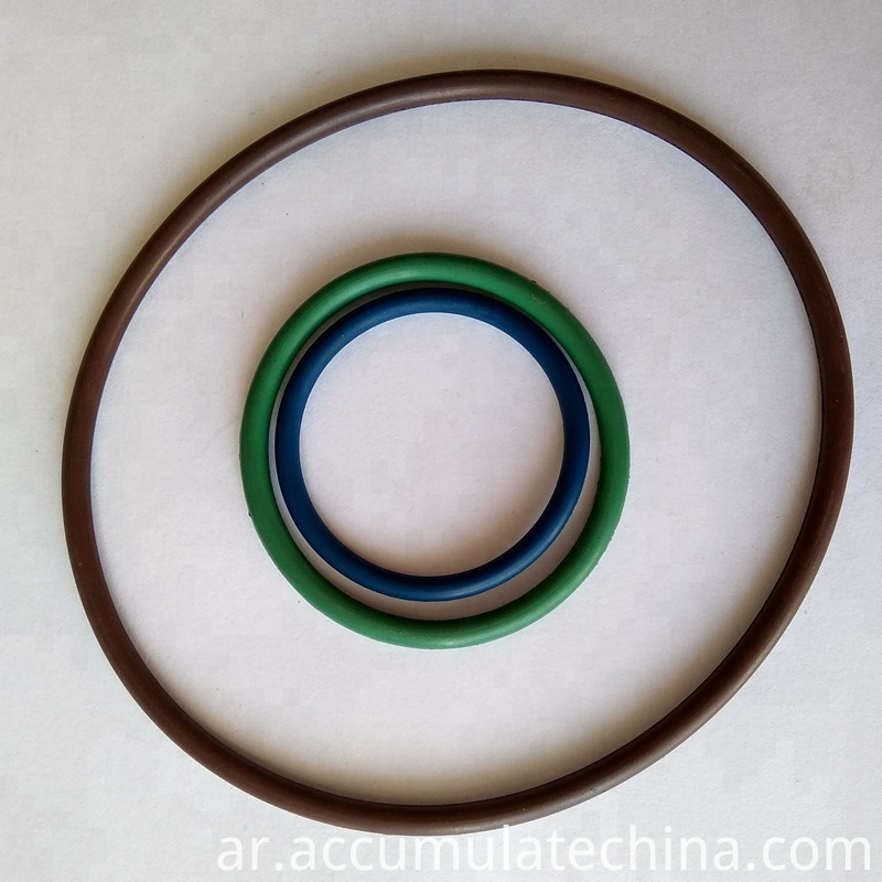 Best Quality Silicone Seal Rubber O Ring P