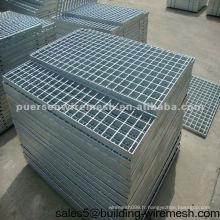 GI Galvanized Steel Grating