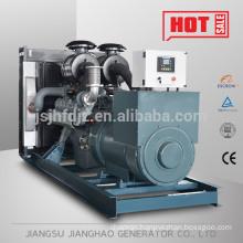60HZ 400kw V MAN diesel generator set 500kva generator power station