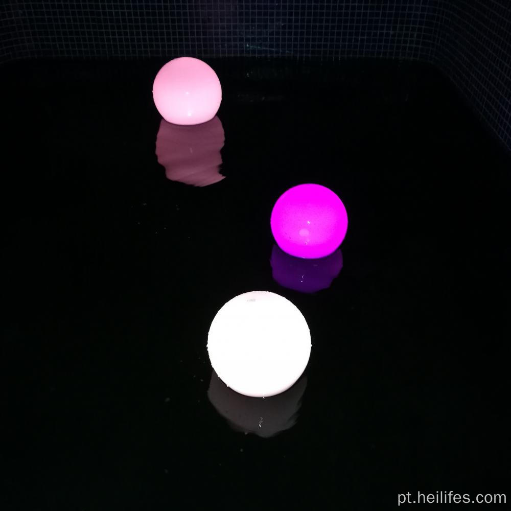 LED Color Change Waterproof Outdoor Light Ball