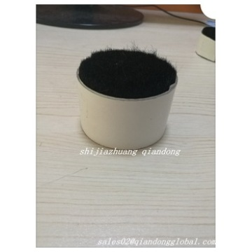 45mm Dyed Black Goat Hair For Brushes