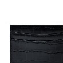 Einfache Mode-Design Brieftasche Leder Kreditkarteninhaber