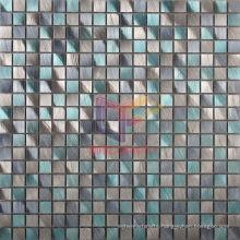 Green Metal Aluminium Mosaic (CFA02)
