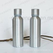 Hochwertige Aluminium-Liquor-Flasche für Wodka-Verpackung (PPC-AB-32)