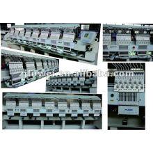Máquina de bordar de capa de oito cabeças à venda (FW1208)