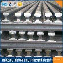 Crane Steel Rail Asce60 para grúa de carga