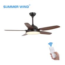 Ventilateur de plafond LED moderne de vente chaude populaire