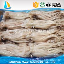iqf/bqf frozen seafood squid wholesale loligo tentacle head