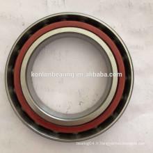 Roulement à billes à contact angulaire à une rangée 50x110x27 mm 7310 à haute qualité