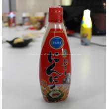 Botella de suave temperatura Normal ajo condimento puré