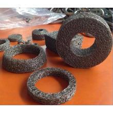 Сжатые цилиндры из нержавеющей стали
