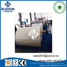 Ligne de production de rouleau de plaque d'anode en métal automatique