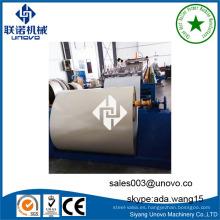 Línea de producción de perfilado de placa anódica