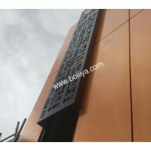 Composite Copper Wall Board