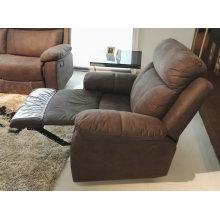 1 plazas Sofá reclinable Manual de estilo América (715)