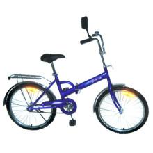"""Vélo pliant à cadre en acier 24 """"(FP24)"""