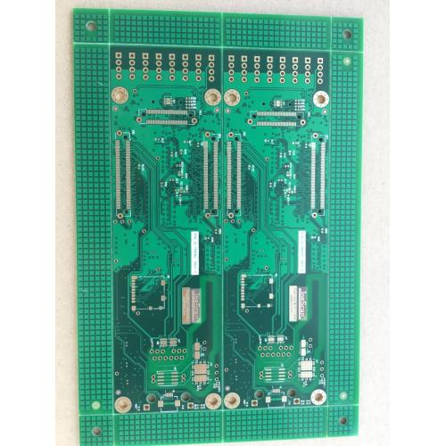 8 couches FR4 TG170 Matt Green ENIG PCB