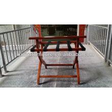 Мебель для гостиниц складная деревянная багажная стойка XY0826