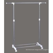 Sturdy Single Pole Garment Rack