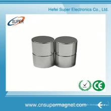 N38 Aimant de cylindre en néodyme fritté