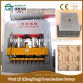 Kunststoffpalette / Holzpalettenformmaschine