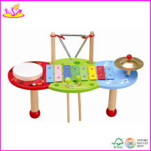 2014 New Wooden Toy Music, Popular Wooden Music Toy, Hot Sale Wooden Toy Music W07A056