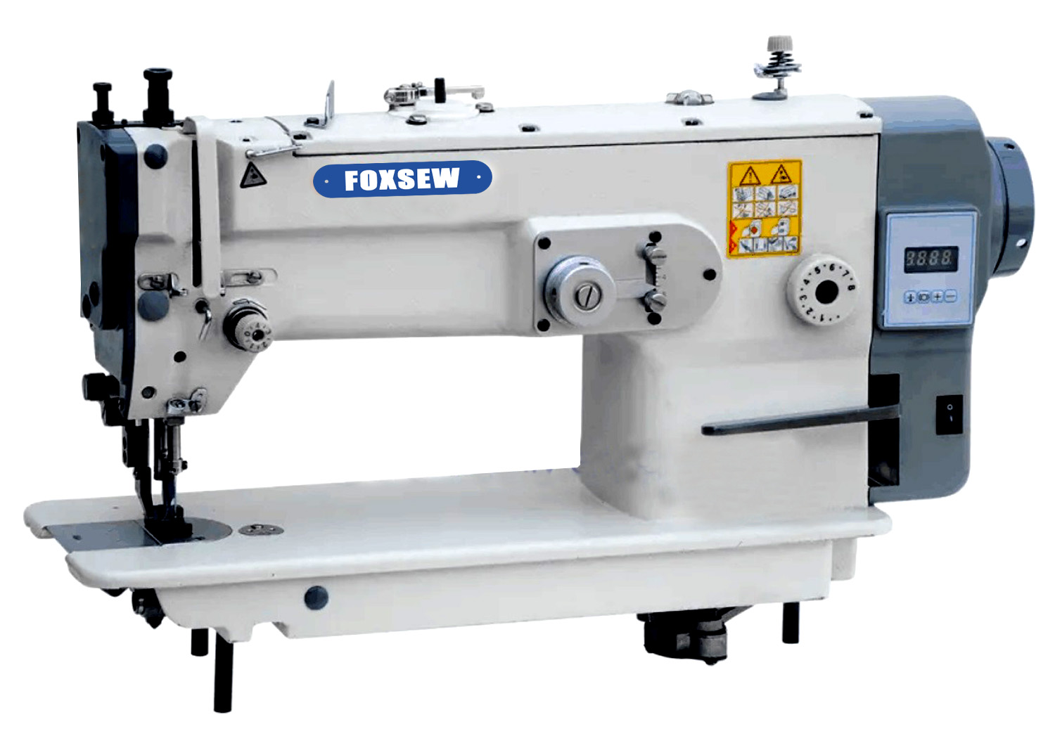 Direct Drive Heavy Duty Zigzag Sewing Machine FX-2530D
