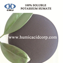 100% d'acide humique soluble