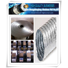Feuille Aluminium Mylar 0.5mm Al / Pet Mylar Tapes for Cable